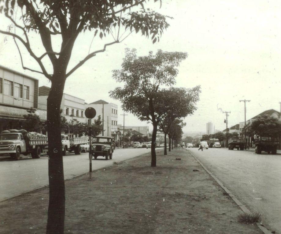 Avenida Brasil - Década de 1960
