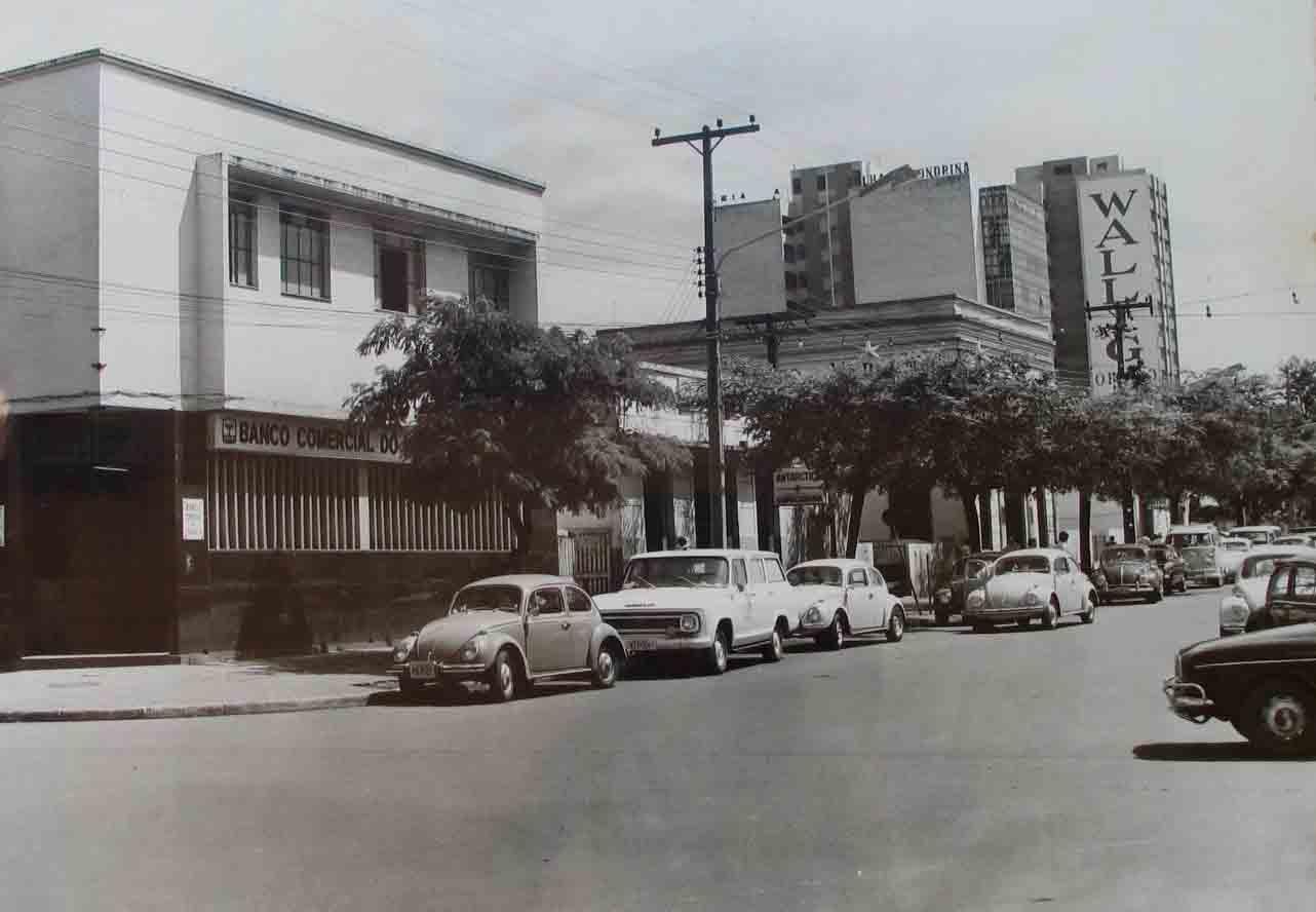 Avenida Getúlio Vargas x Rua Santos Dumont - 1972