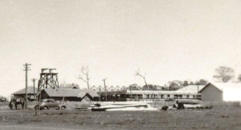 Maringá Novo - Final da década de 1940