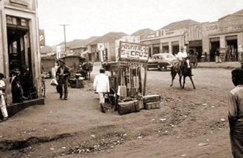 Avenida Brasil - Década de 1940