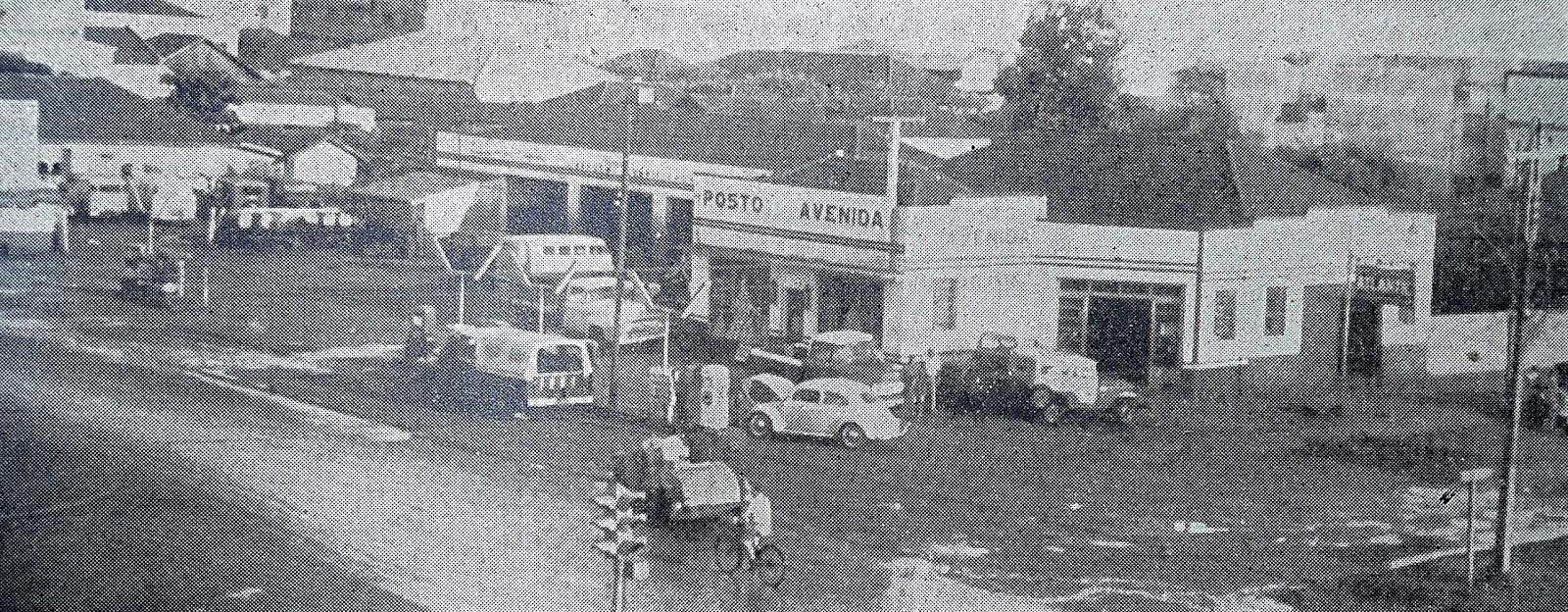 Posto Avenida - 1964