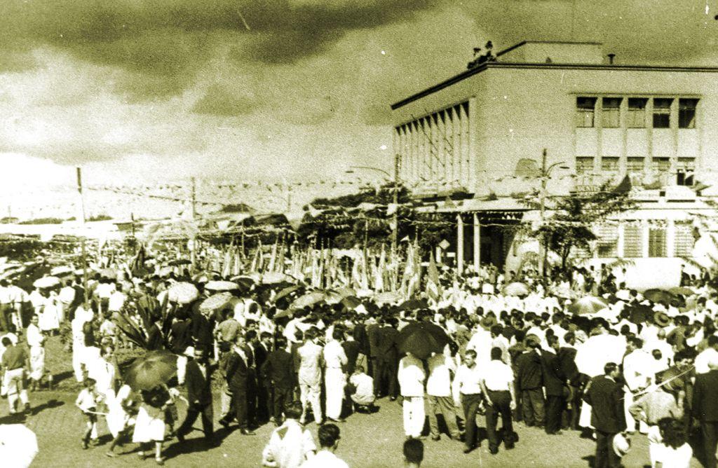 Desfile da Proclamação da República - Década de 1950