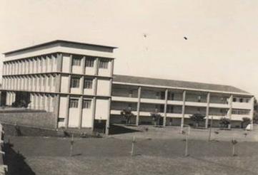 Colégio Marista - Década de 1960
