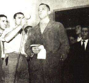 5º aniversário de Maringá - 1952