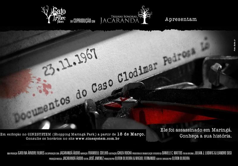23.11.1967: documentos do caso Clodimar Pedrosa Lô - 18 de março