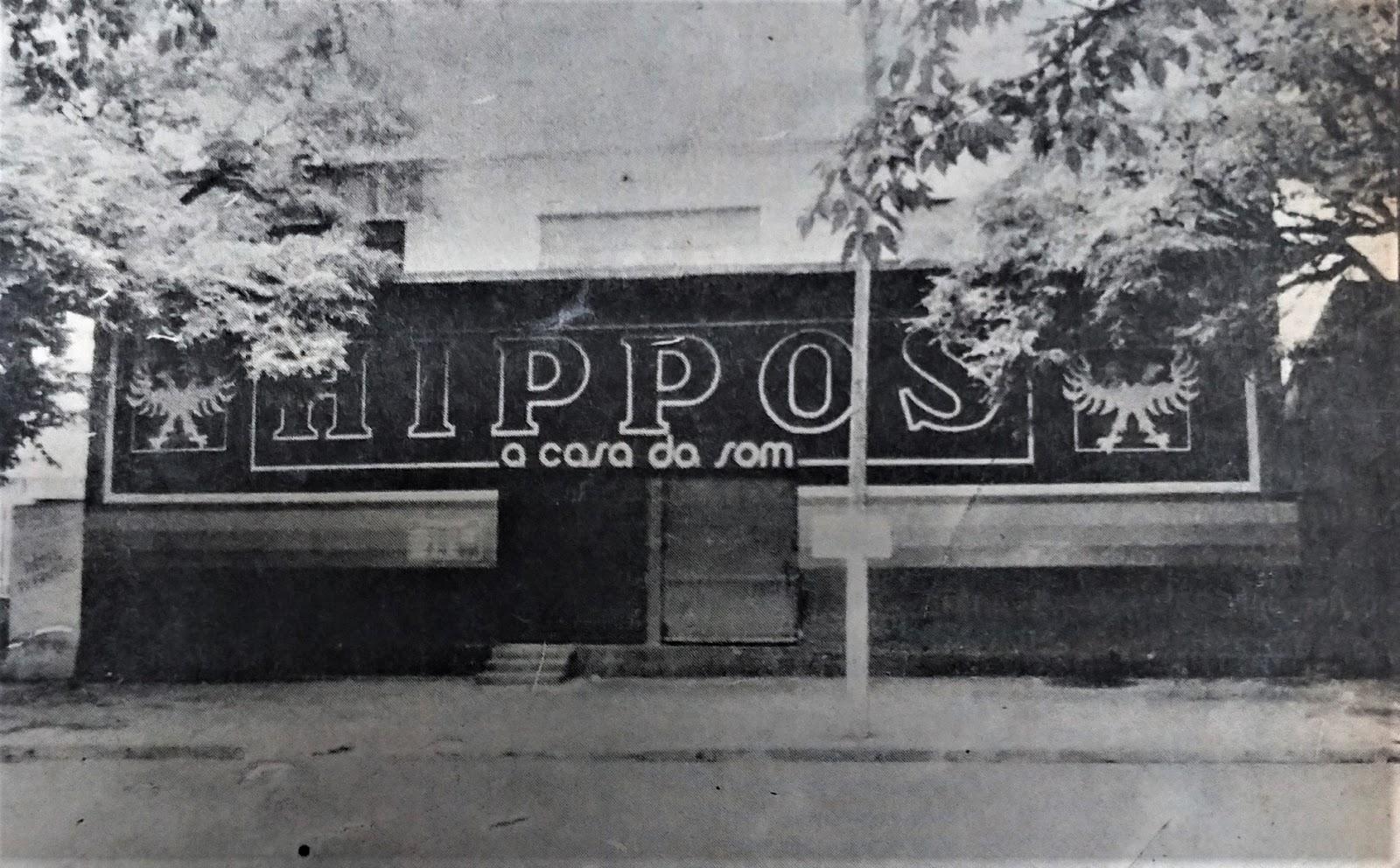 Atentado na boate Hippos - Janeiro de 1989