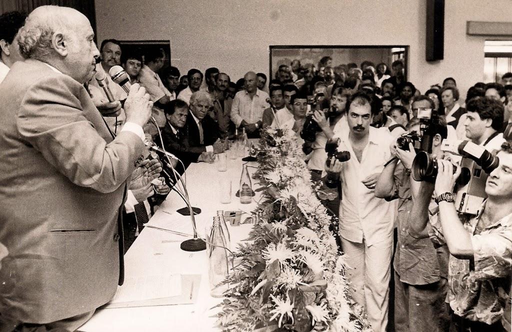Said Felício Ferreira - Posse em 1993