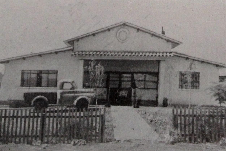 Restaurante Lord Lovat - Década de 1950