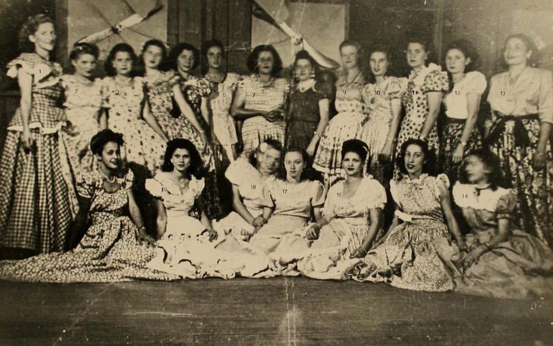 Baile da Chita - 1949