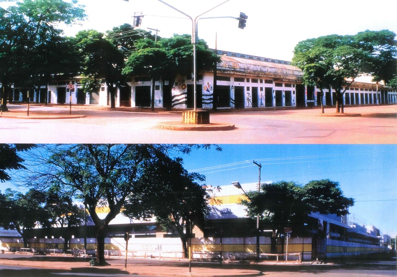 Shopping Avenida Center - 1989