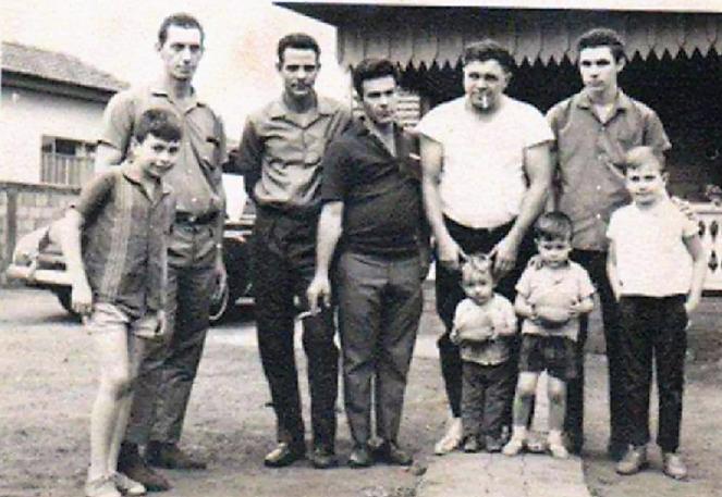 Rua Néo Alves Martins - Anos 1970
