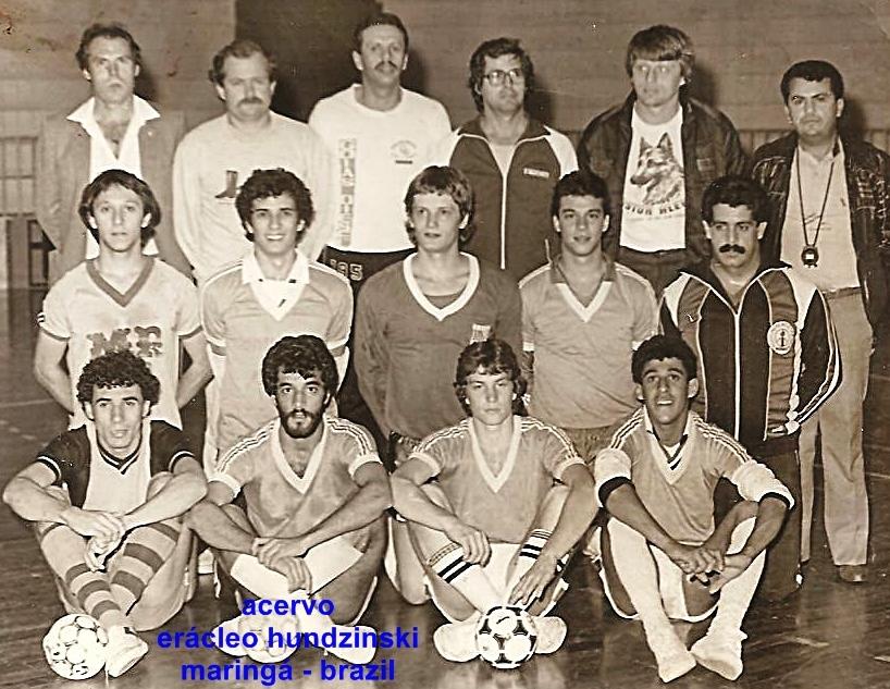 Seleção de Futsal - 1985