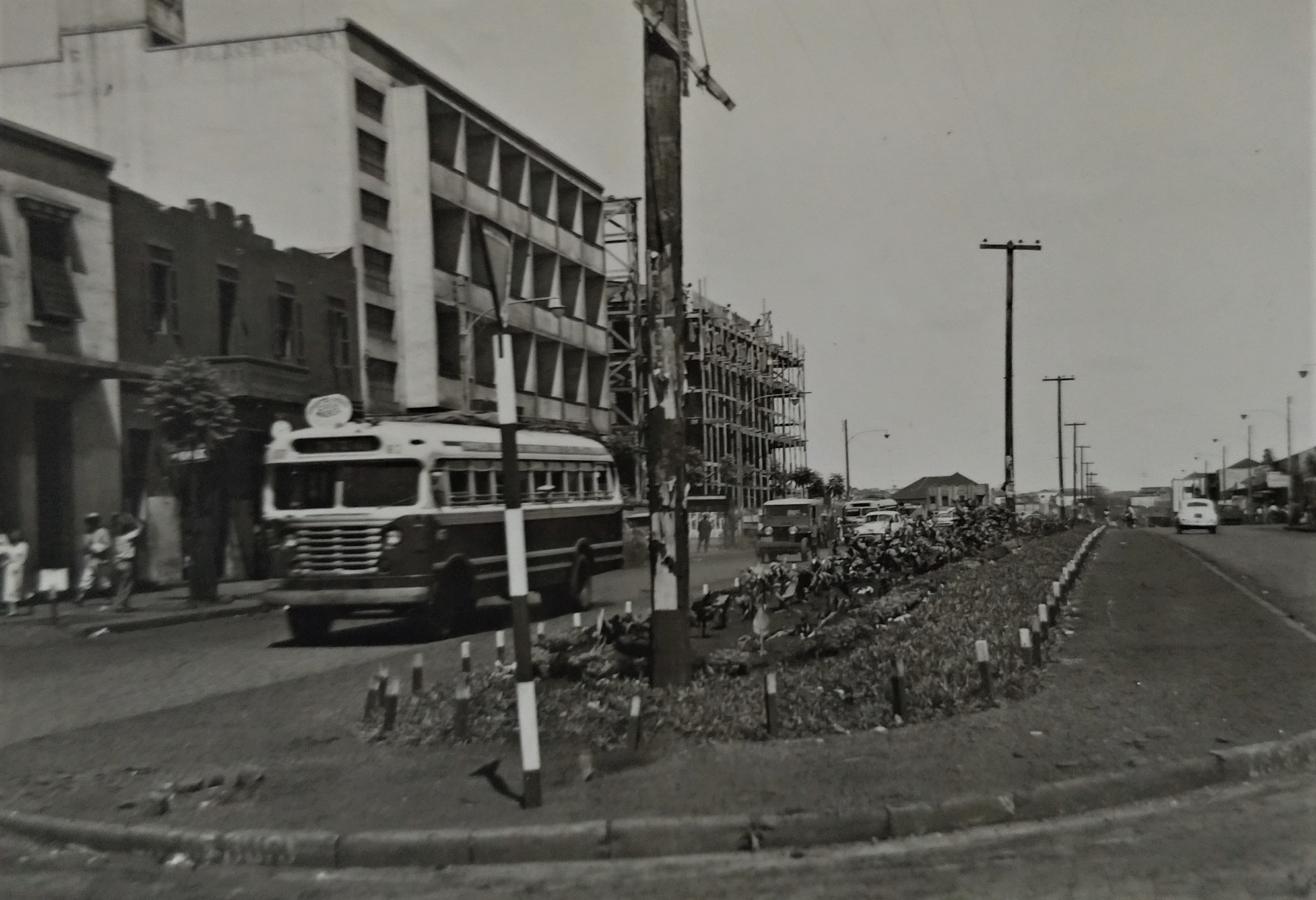 Avenida Brasil - Anos 1950