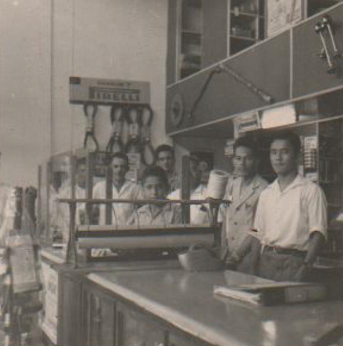 Importadora de Peças Nakashi - Anos 1960