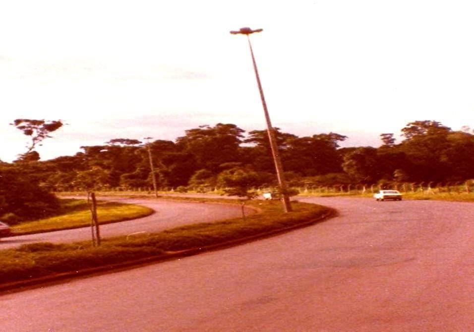 Avenida Euclides da Cunha - Anos 1980