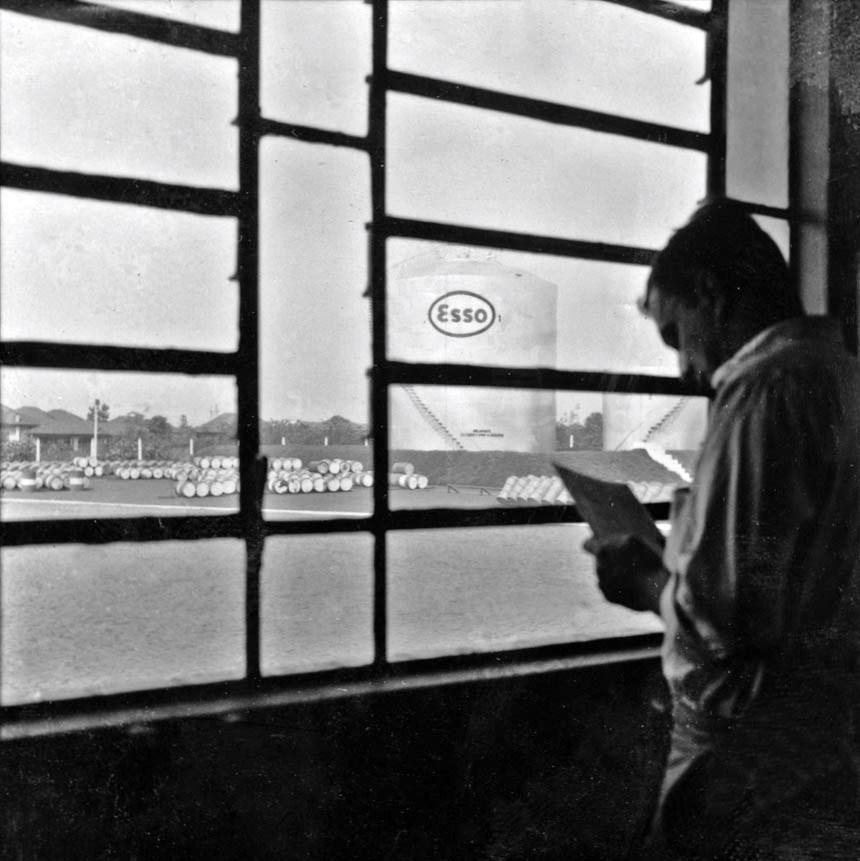 Cia Plant - Esso - Década de 1960