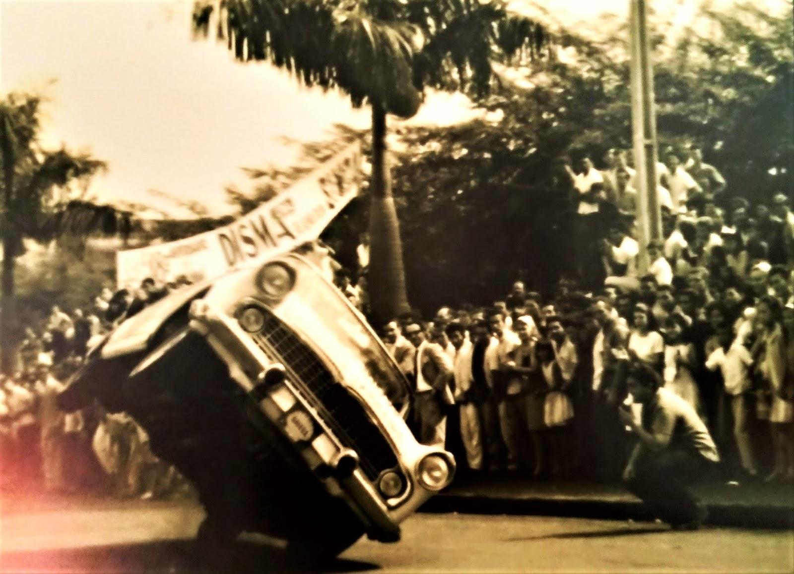 Simca radical - Década de 1960