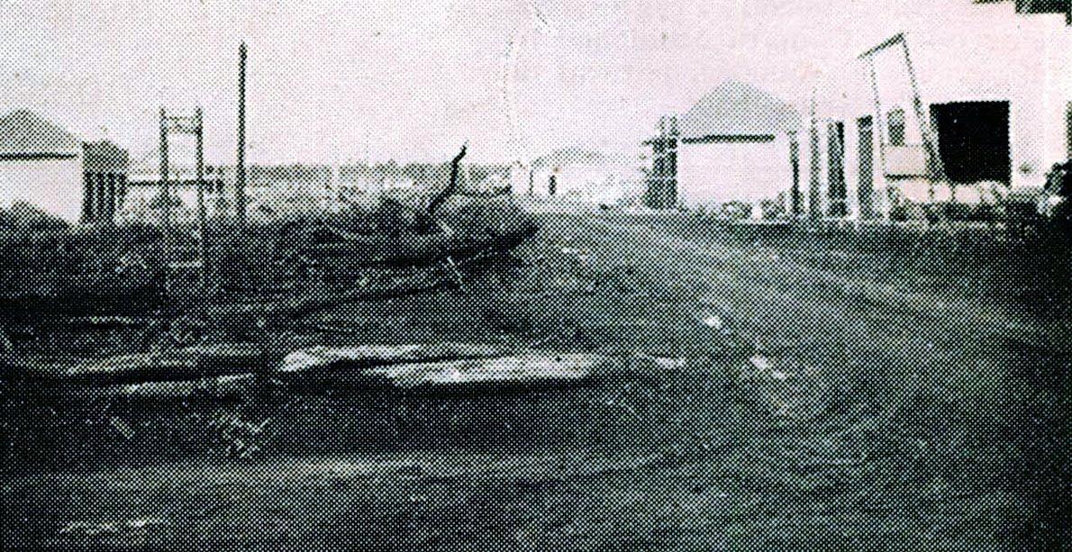 Avenida Brasil - Final da Década de 1940