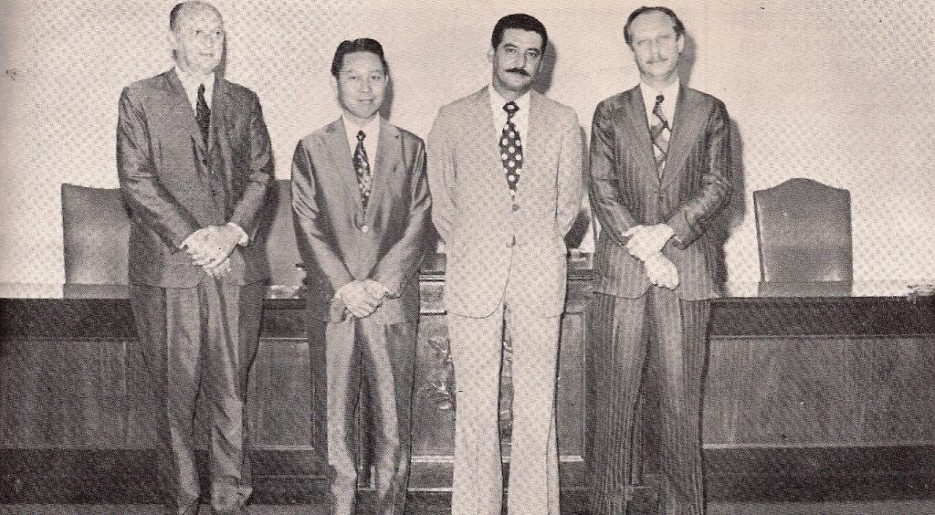 Diretoria OAB Maringá - Década de 1970