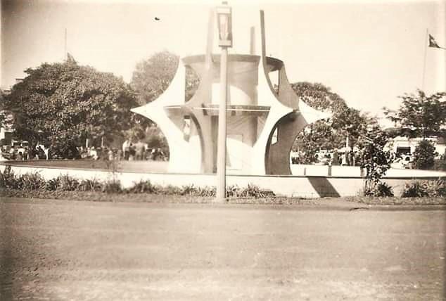 Fonte luminosa - Década de 1960