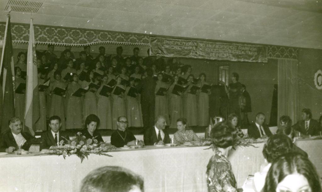 Coral Municipal - 1972