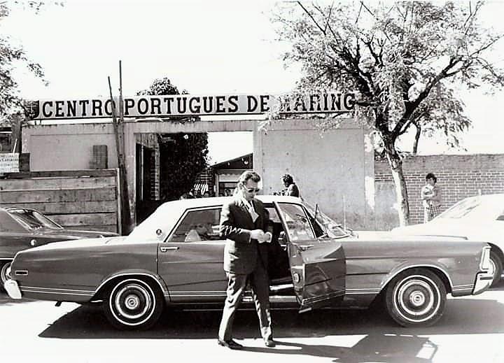 Centro Português de Maringá - Década de 1970