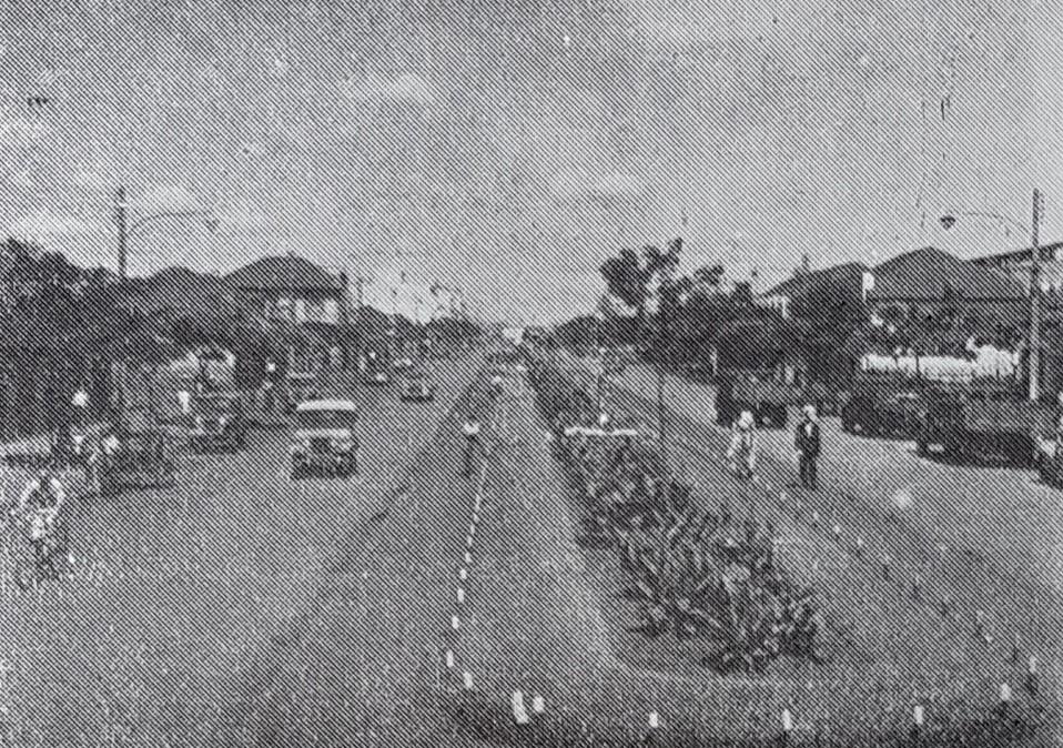 Avenida Brasil - 1957