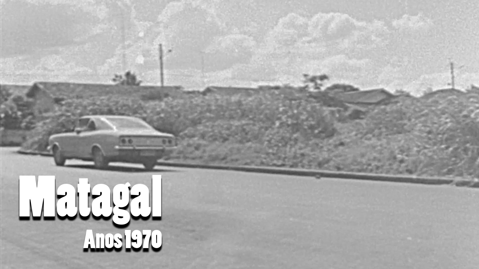 RARIDADE - Terrenos baldios nos anos 1970