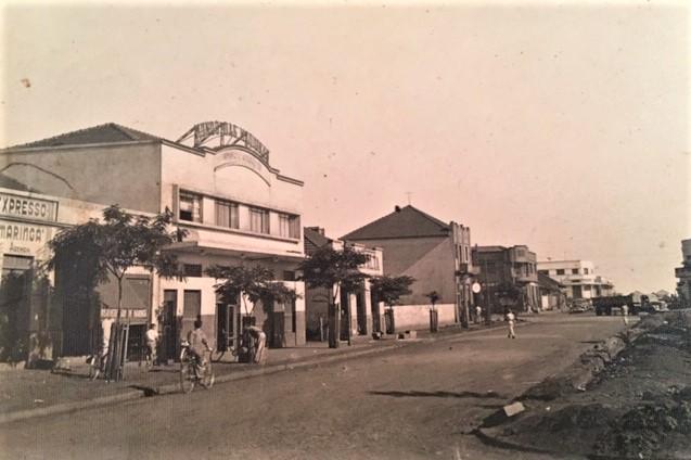 Rua General Câmara - Anos 1950