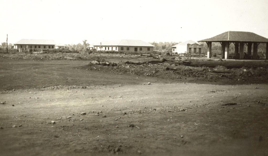 Praça da Rodoviária - Década de 1940