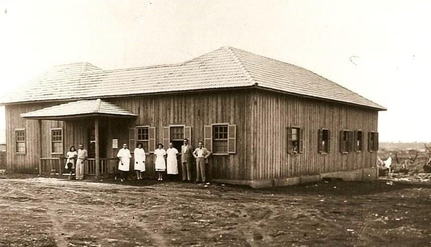Casa de Saúde e Maternidade Maringá - 1948