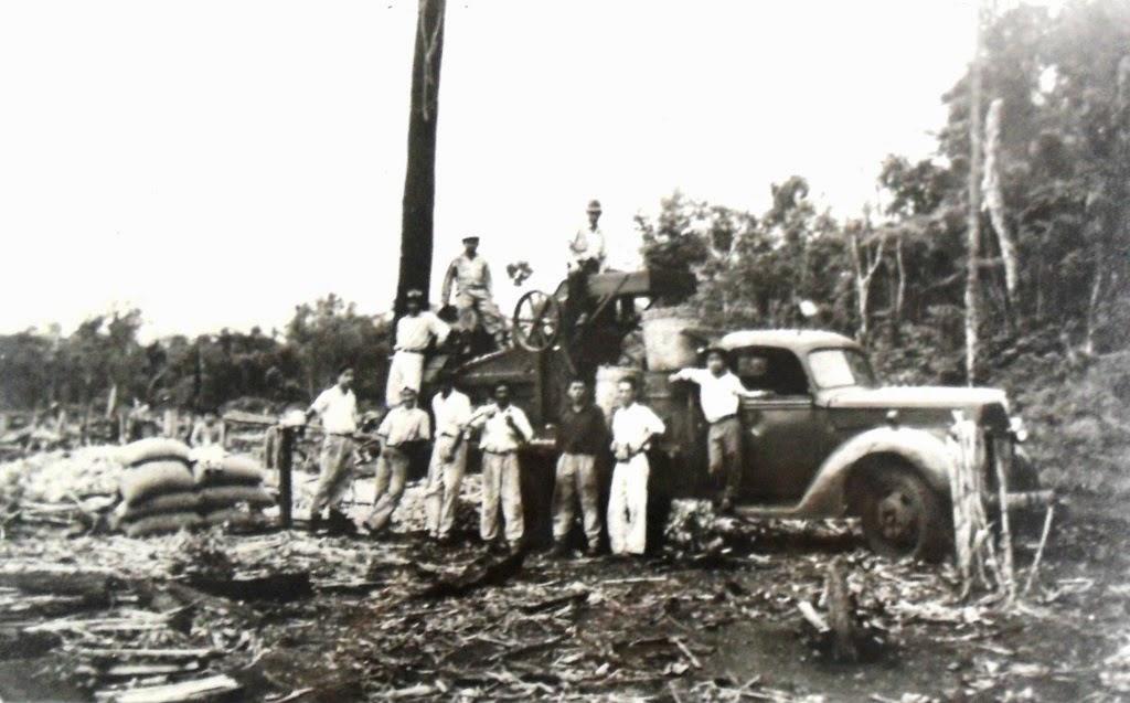 Debulhador de milho - 1949