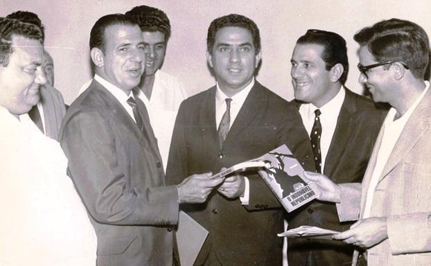 Túlio Vargas e Haroldo Leon Peres