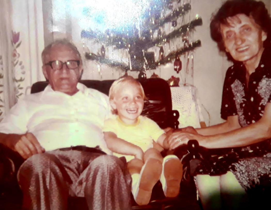 A família Plank: de Luzerna para Maringá