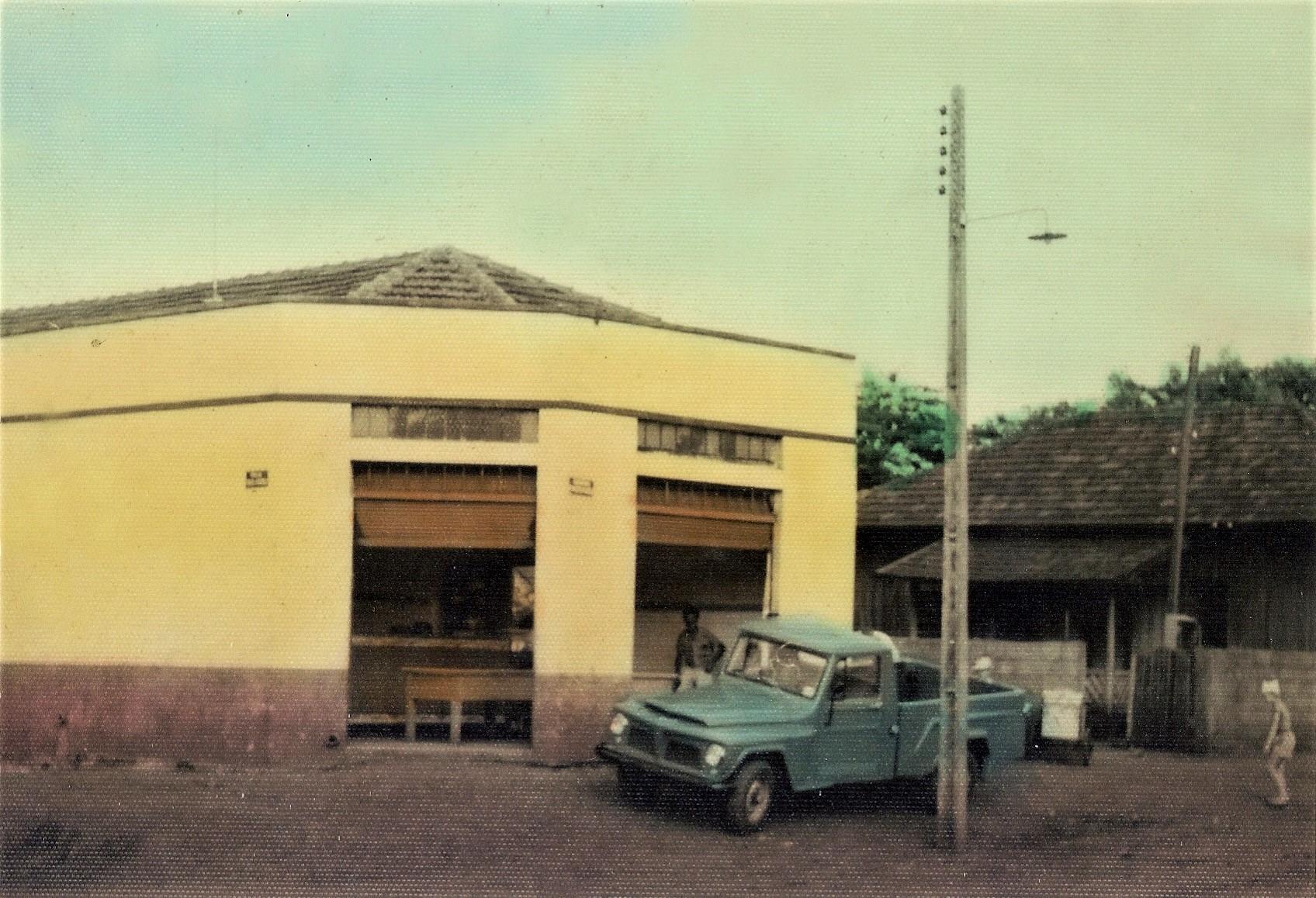 Avenida Paissandu - 1960