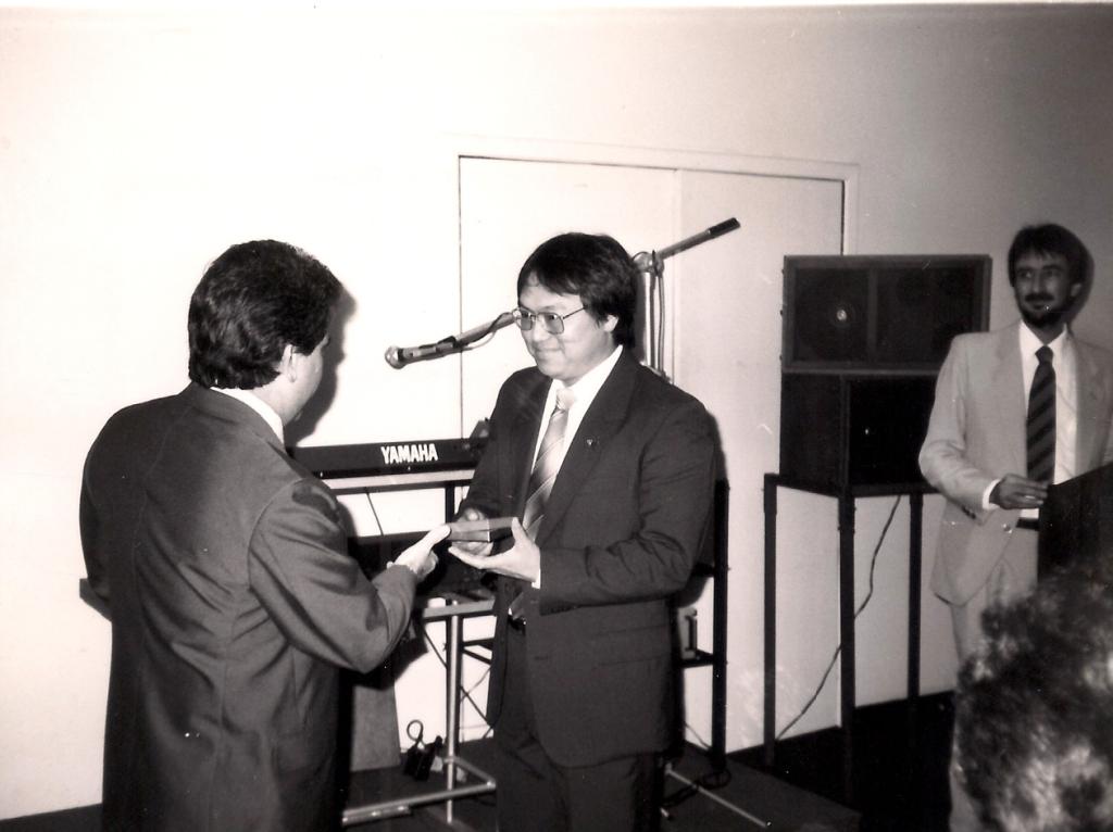 Comerciante do Ano - 1988