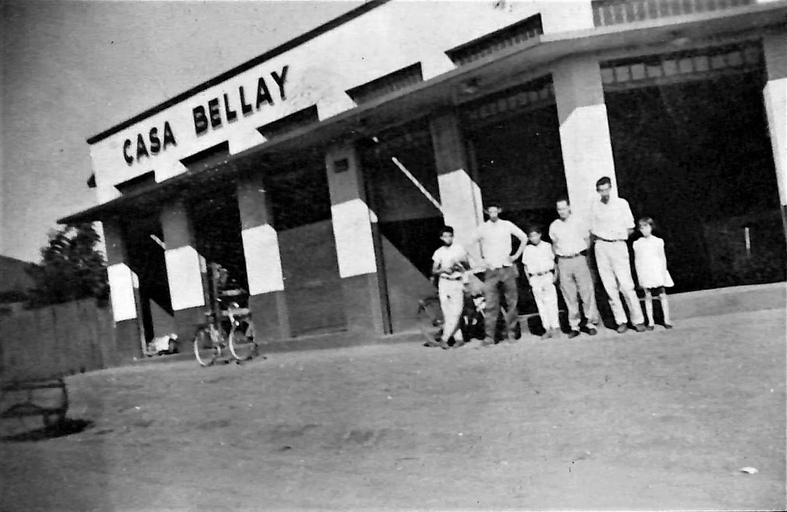 Casa Bellay - Década de 1950