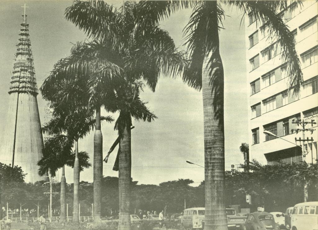 Avenida Getúlio Vargas - Início da década de 1970