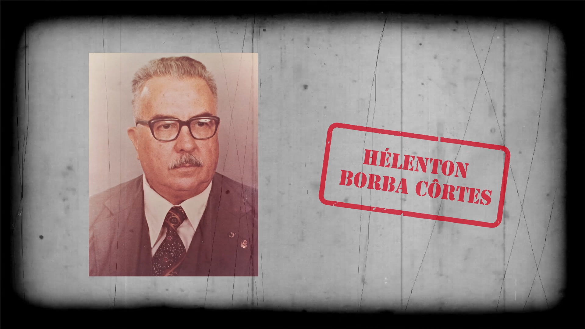 A história de Hélenton Borba Côrtes