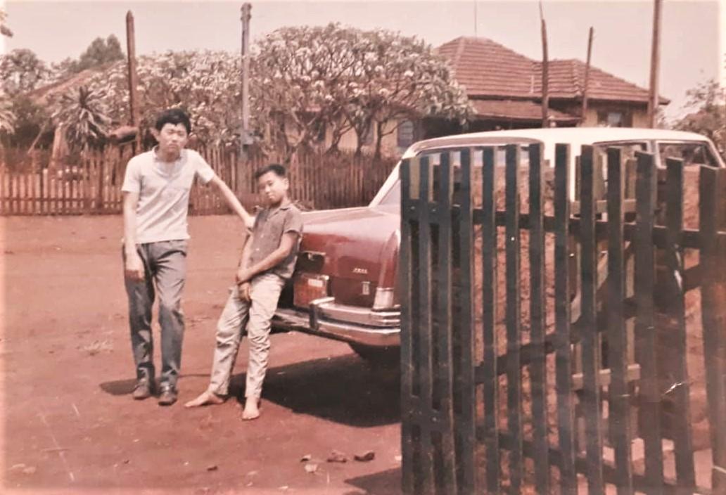 Zona 7 - Década de 1960