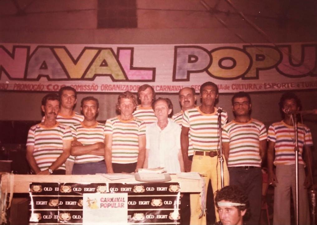 Carnaval Popular no Atlântico - 1980