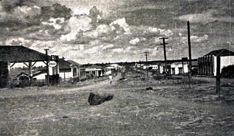 Avenida Brasil - 1949