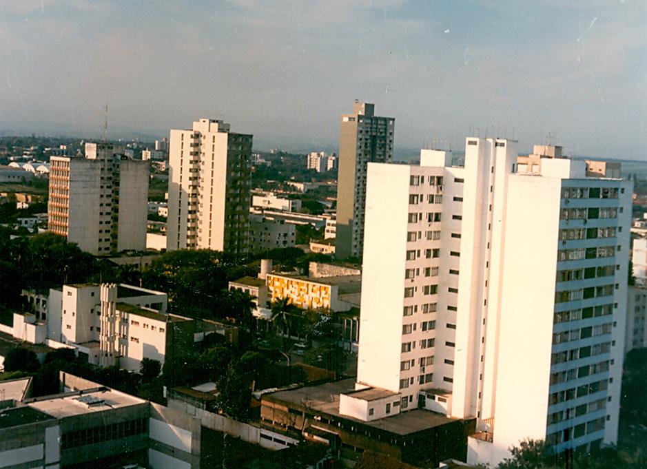 Centro de Maringá - 1987