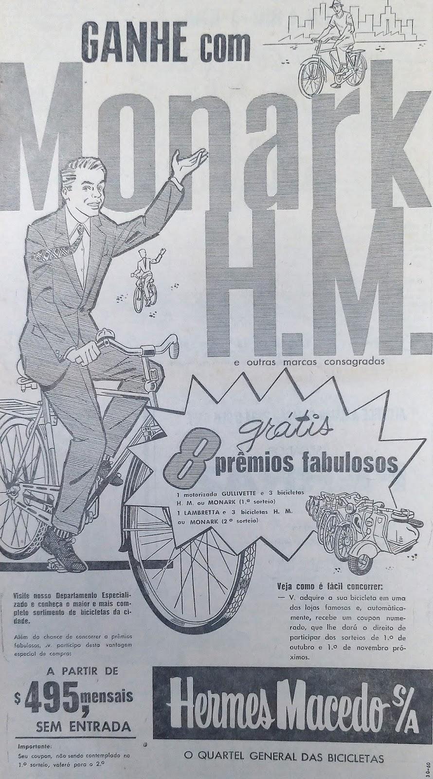 Promoção da Hermes Macedo - 1960