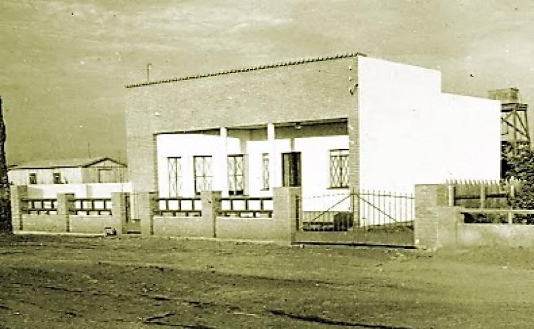 Rua Piratininga - Década de 1950