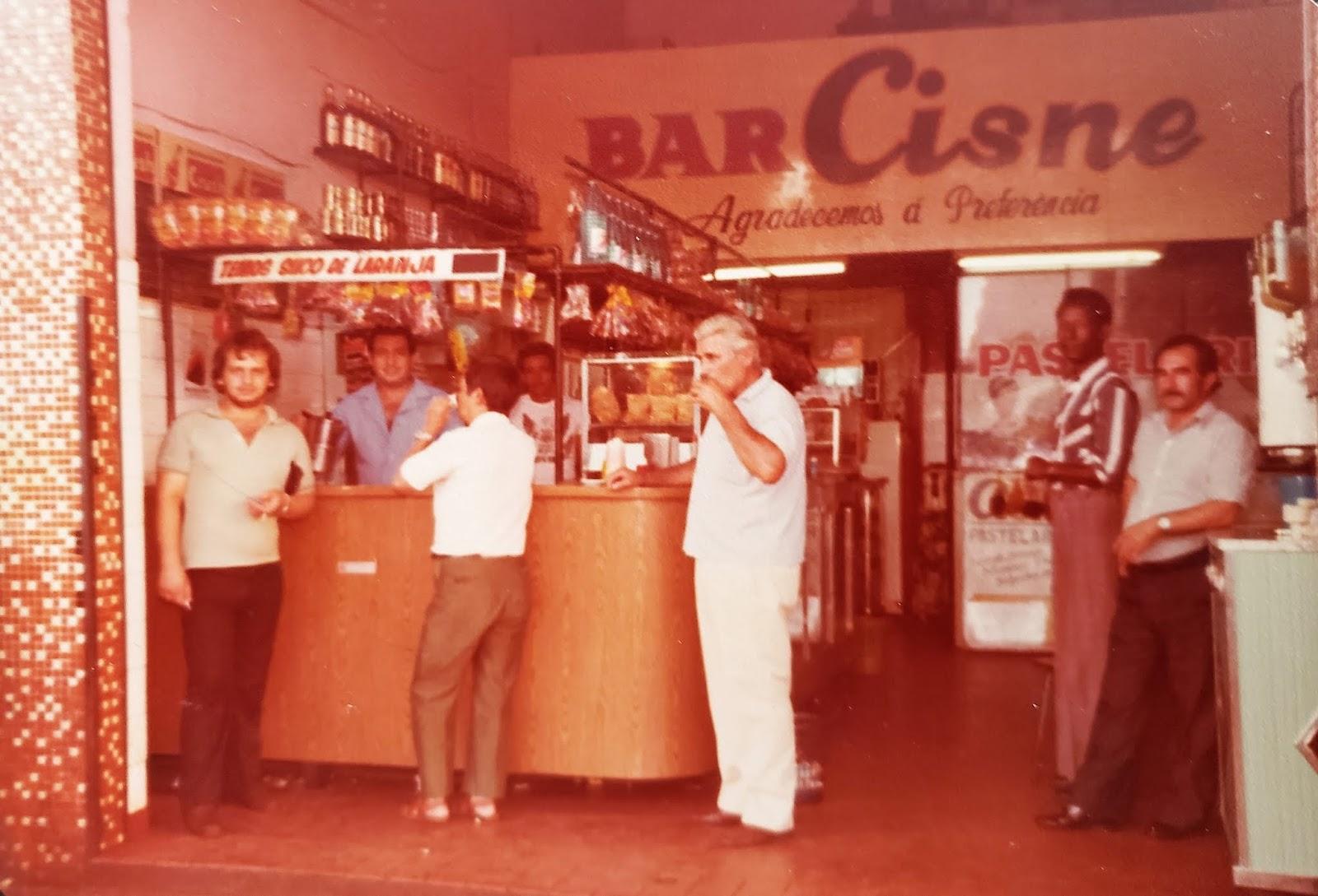 Bar Cisne - Década de 1980