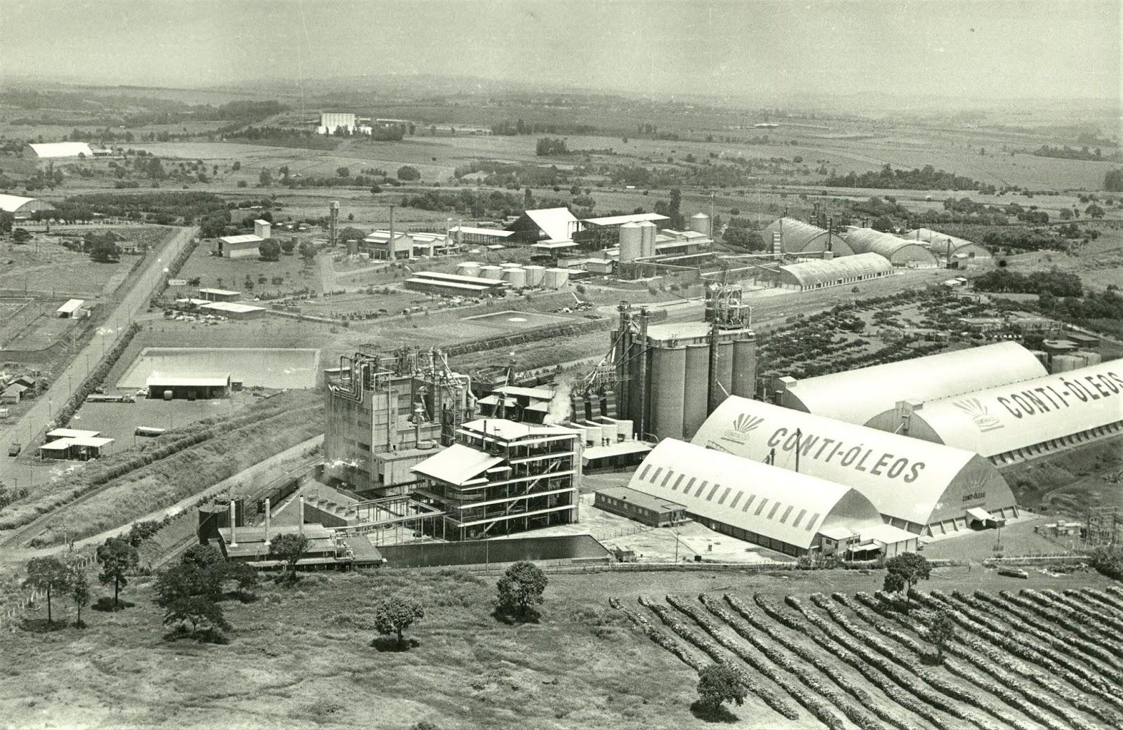 Conti-Óleos - Década de 1980