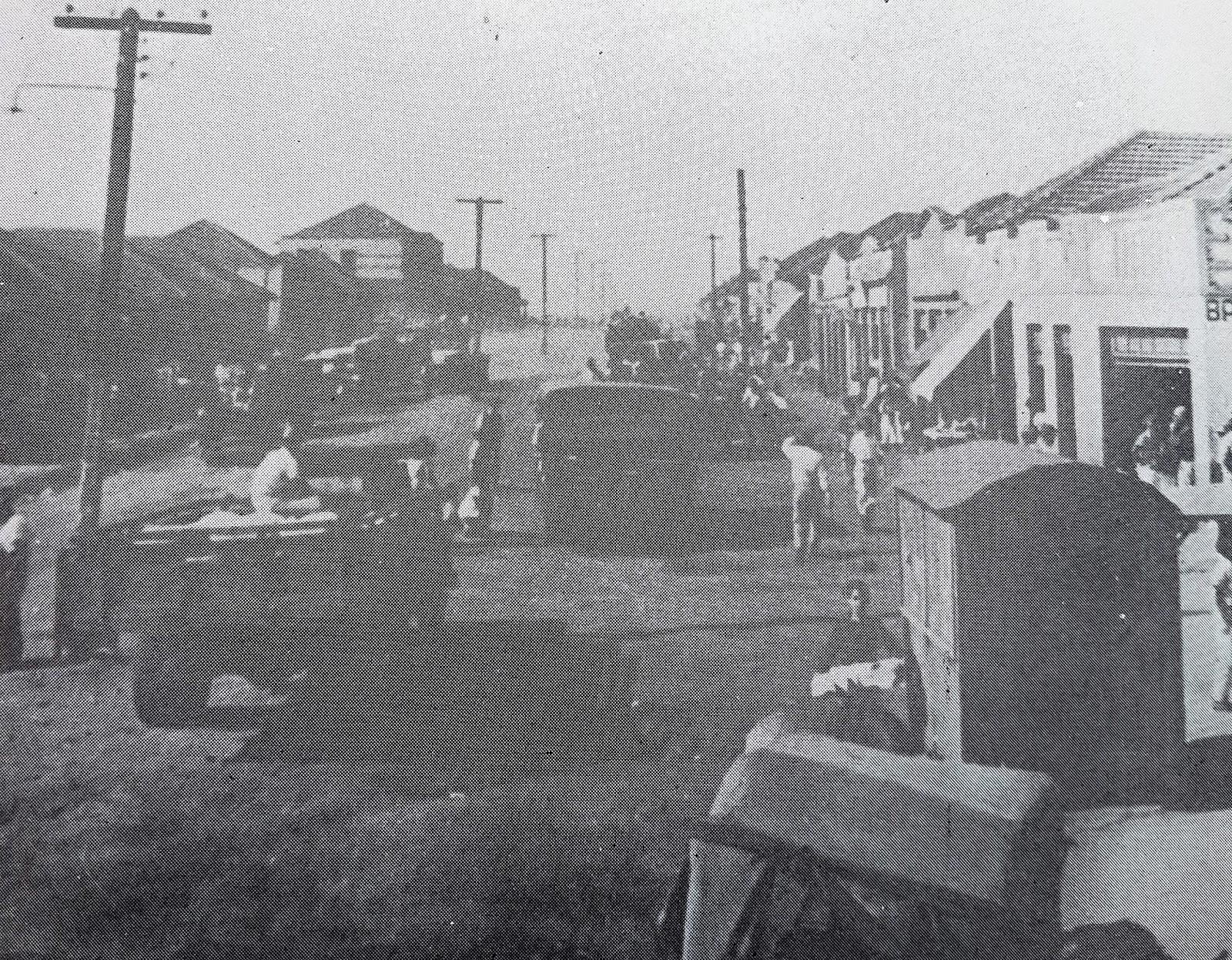 Maringá Velho - Década de 1950