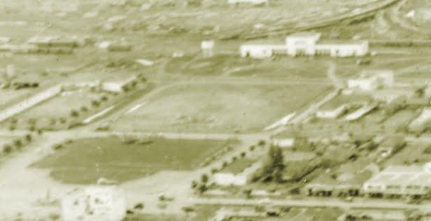 Construção da Praça Raposo Tavares