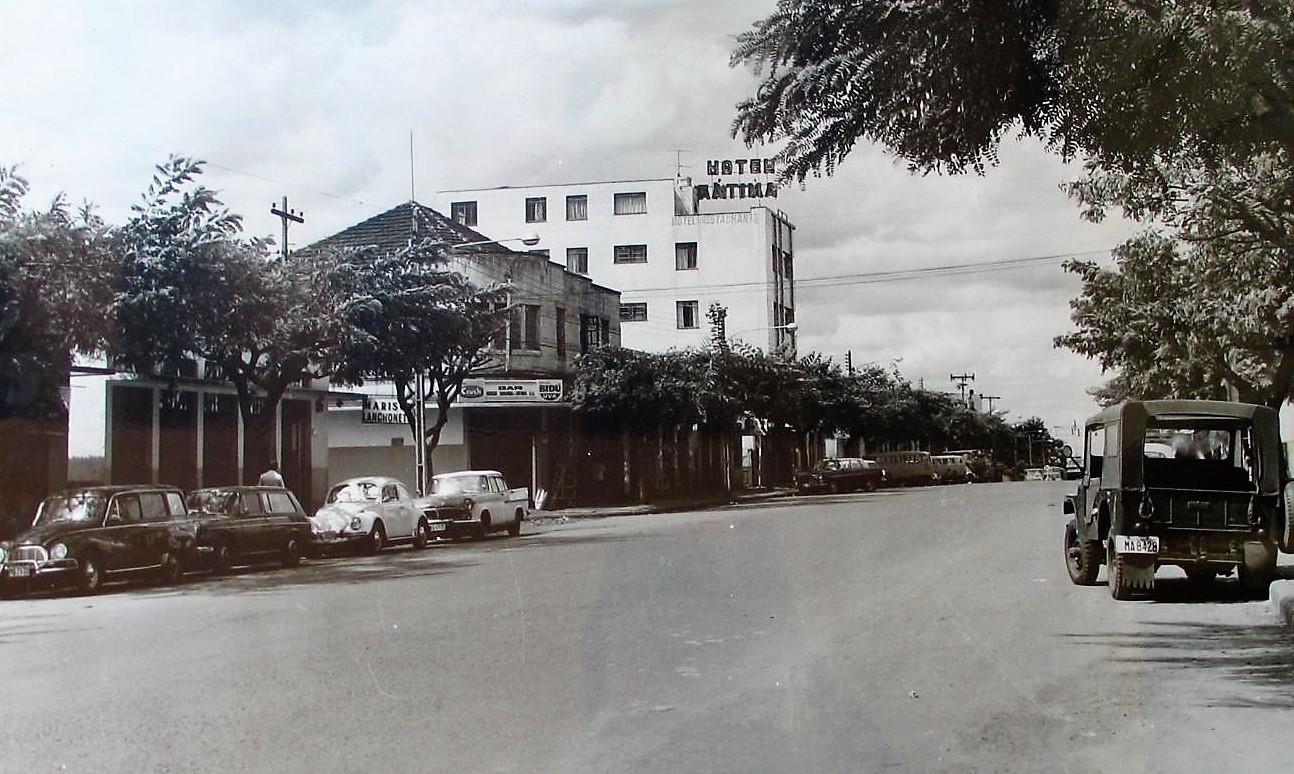 Maringá Velho - 1972